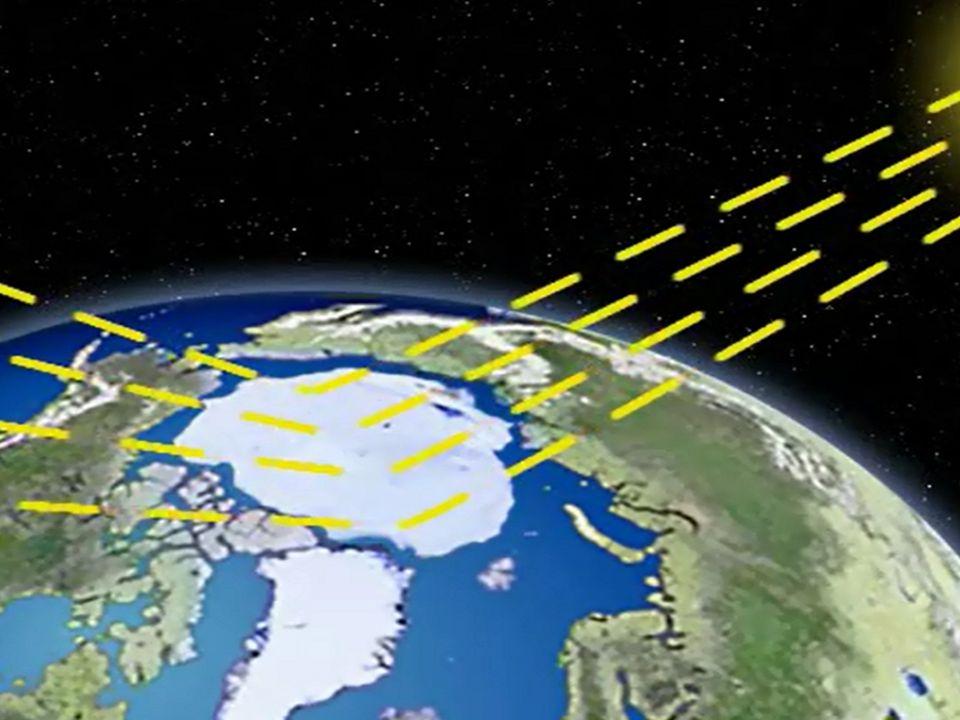 Jeśli stopnieje lód na biegunach, to dojdzie nie tylko do podniesienia się poziomu mórz.