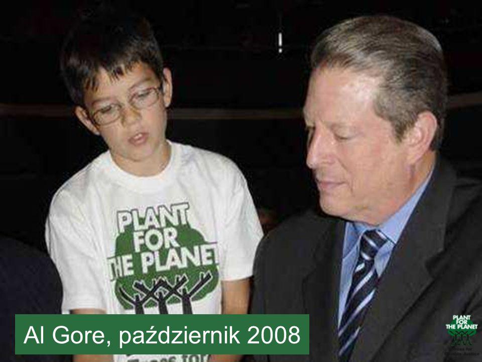 W 2008 roku Felix spotkał się z Al Gore w Monachium.