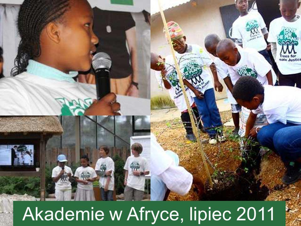 Akademie w Afryce, lipiec 2011
