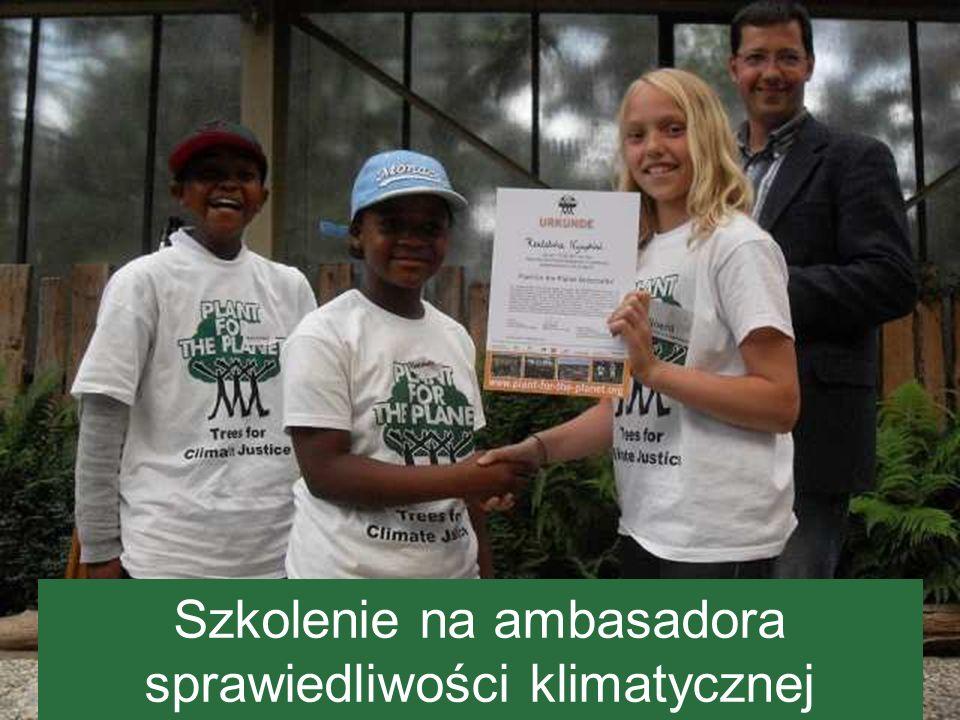 Szkolenie na ambasadora sprawiedliwości klimatycznej