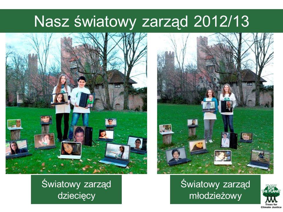 Nasz światowy zarząd 2012/13 Światowy zarząd dziecięcy