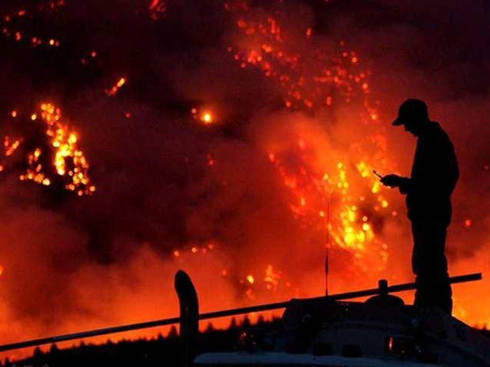 Na całym świecie cierpią ludzie z powodu ekstremalnych sytuacji klimatycznych. W wyniku suszy dochodzi w niektórych miejscach do pożaru lasów. Tutaj widzicie pożary w Rosji.