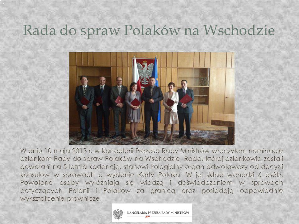 Rada do spraw Polaków na Wschodzie