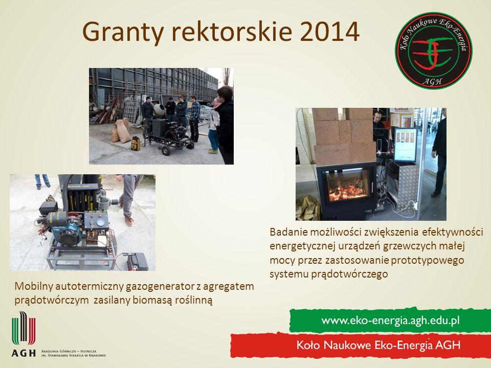 Granty rektorskie 2014