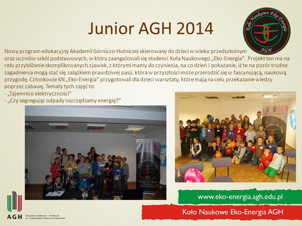 Junior AGH 2014