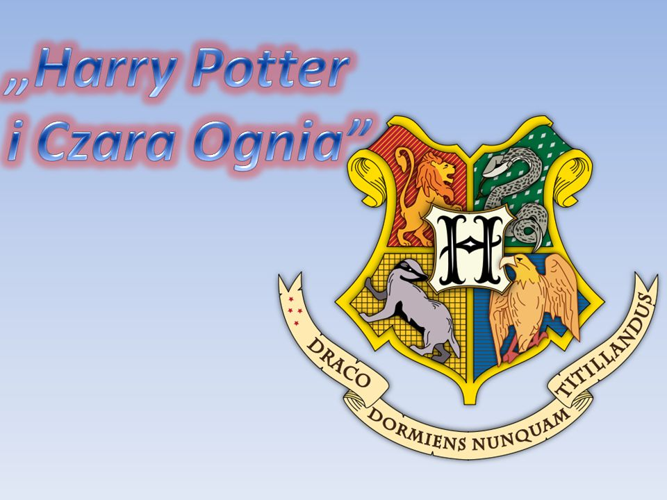 """Harry Potter i Czara Ognia"