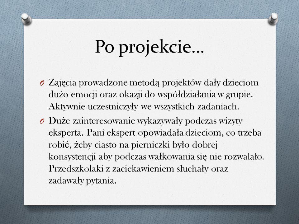 Po projekcie…