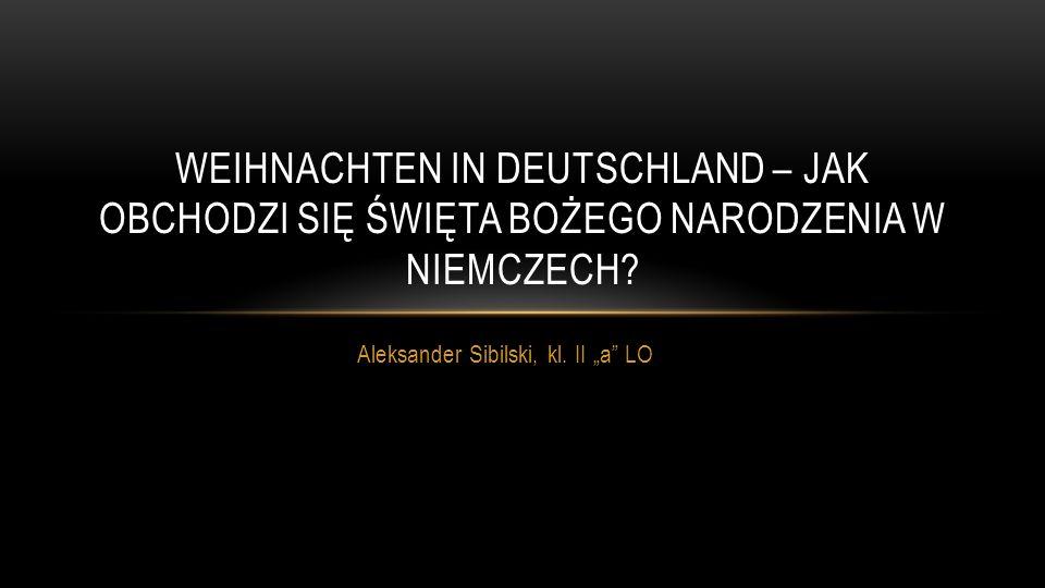 "Aleksander Sibilski, kl. II ""a LO"