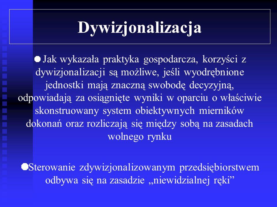 Dywizjonalizacja