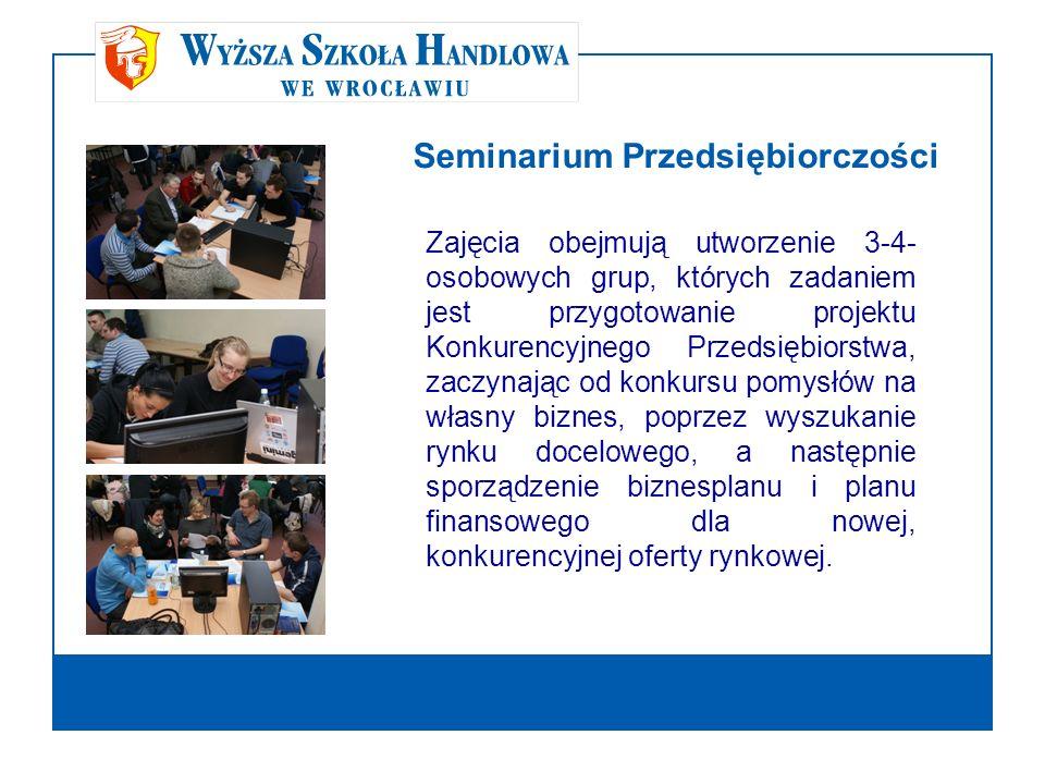 Seminarium Przedsiębiorczości