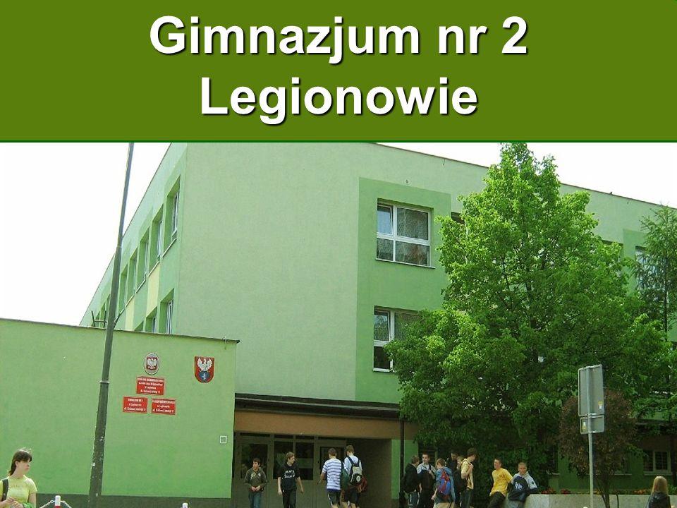 Gimnazjum nr 2 Legionowie
