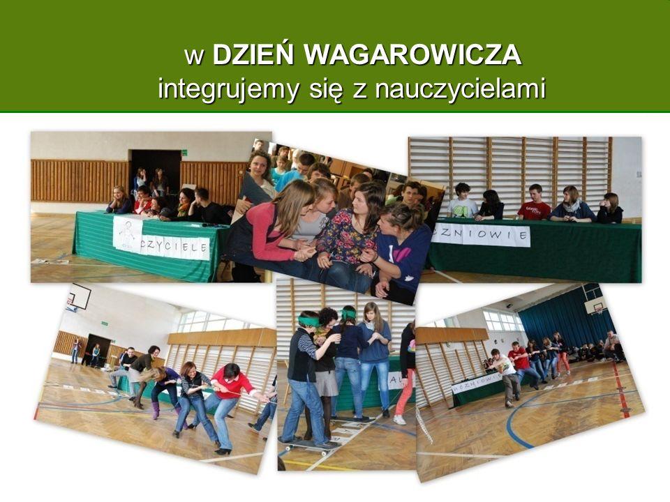 integrujemy się z nauczycielami