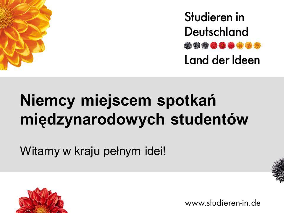Niemcy miejscem spotkań międzynarodowych studentów