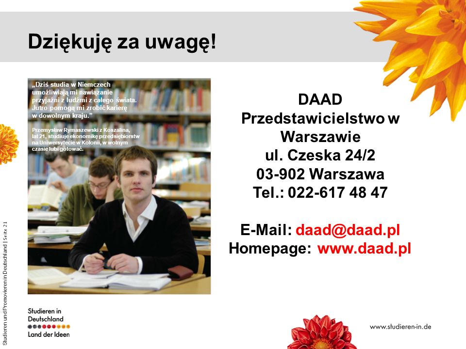 Przedstawicielstwo w Warszawie