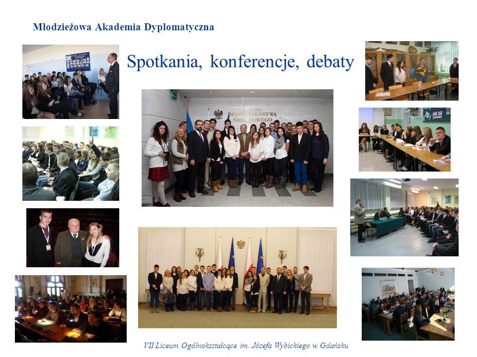 Spotkania, konferencje, debaty