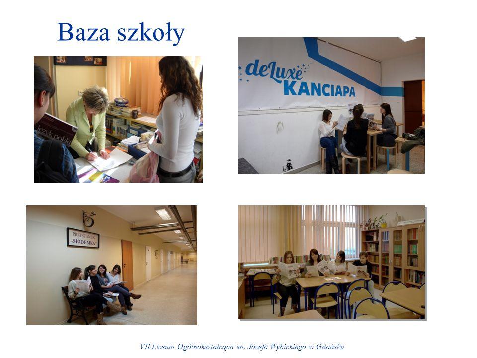 VII Liceum Ogólnokształcące im. Józefa Wybickiego w Gdańsku
