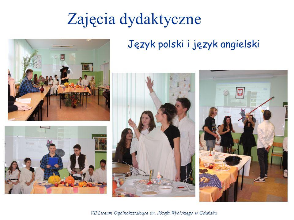 Zajęcia dydaktyczne Język polski i język angielski