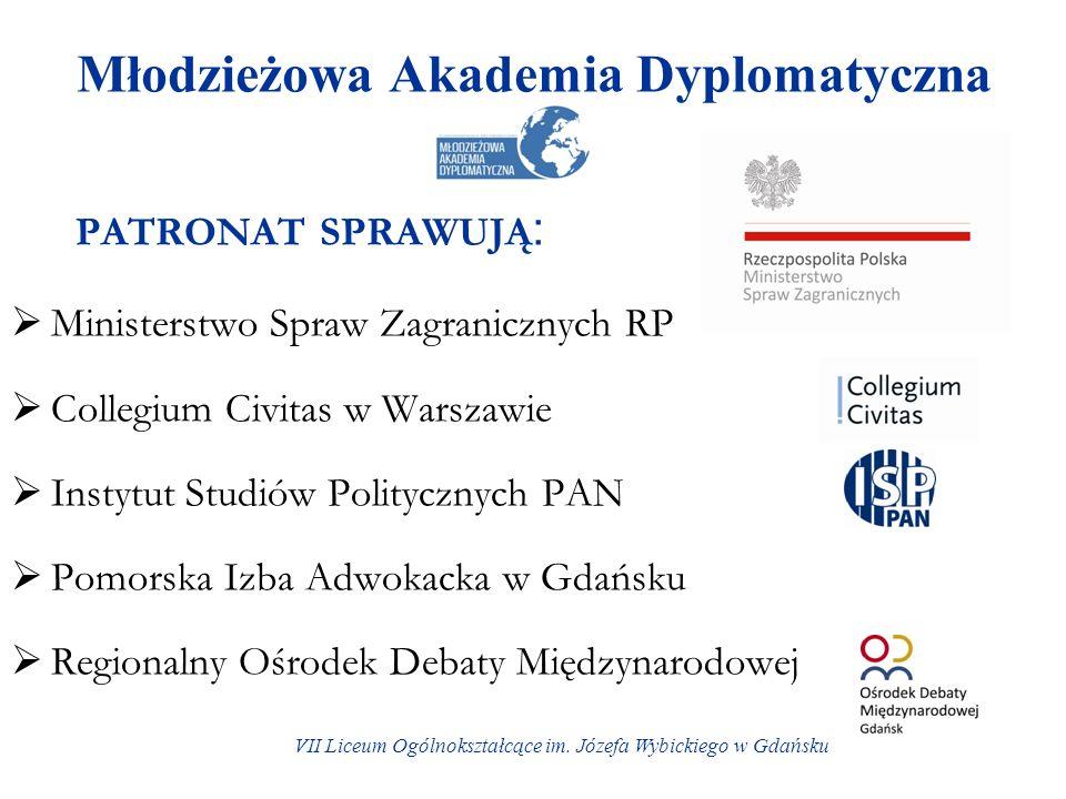 Młodzieżowa Akademia Dyplomatyczna