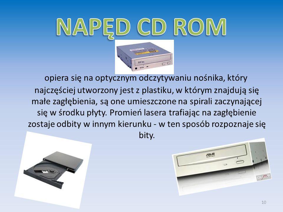 NAPĘD CD ROM