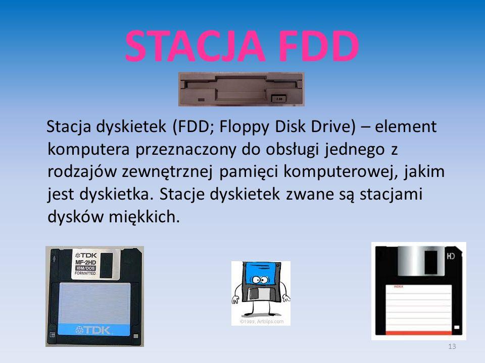 STACJA FDD