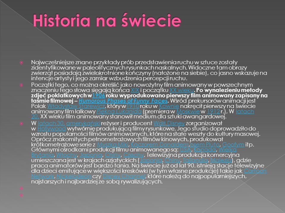 Historia na świecie
