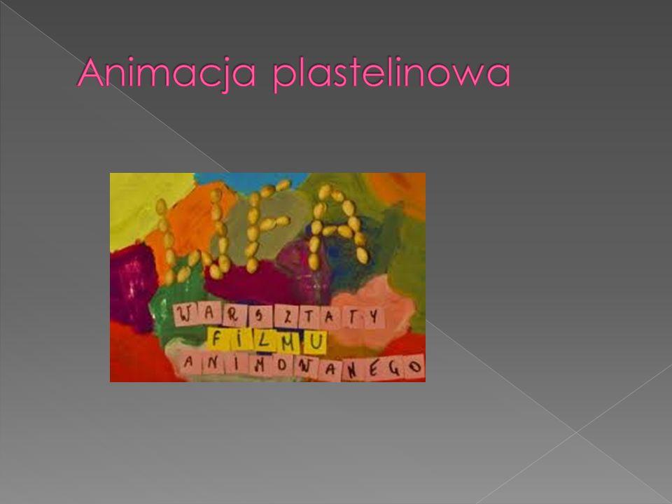 Animacja plastelinowa