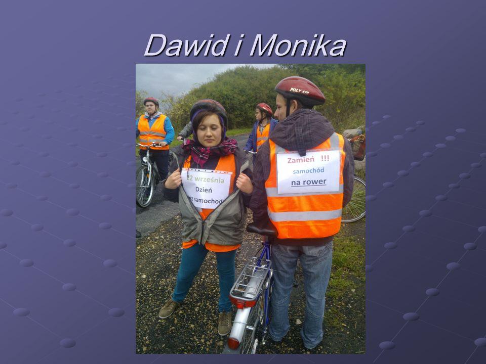 Dawid i Monika
