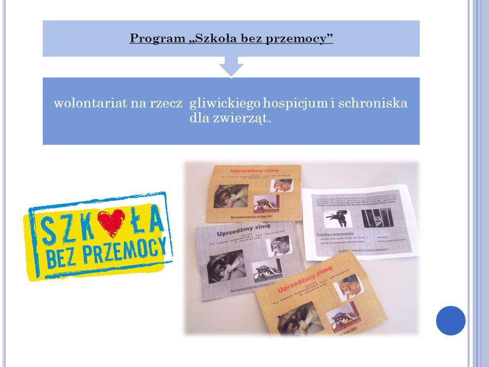 """Program """"Szkoła bez przemocy"""