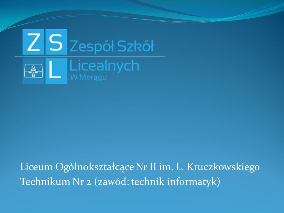 Liceum Ogólnokształcące Nr II im. L. Kruczkowskiego