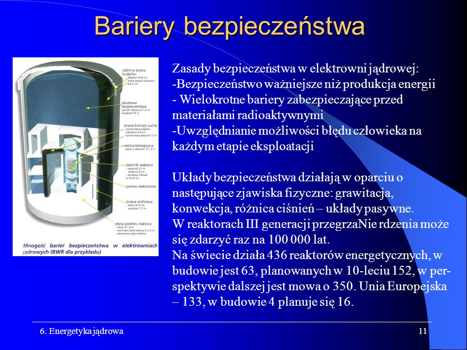 Bariery bezpieczeństwa