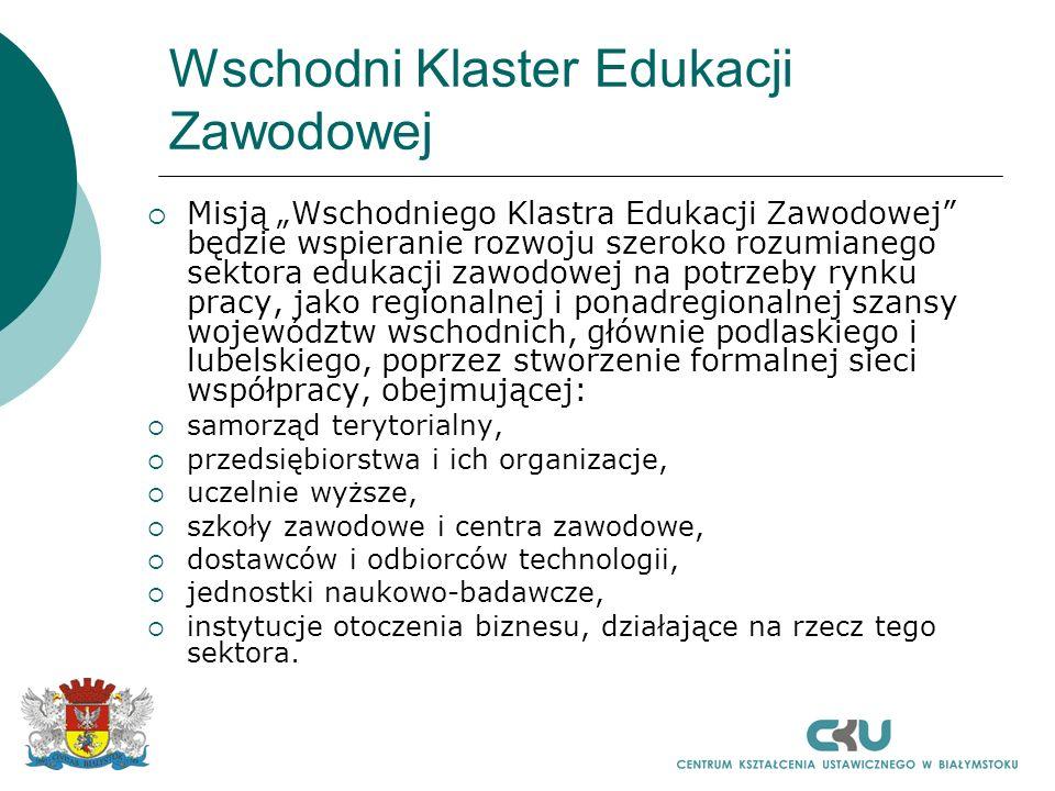 Wschodni Klaster Edukacji Zawodowej