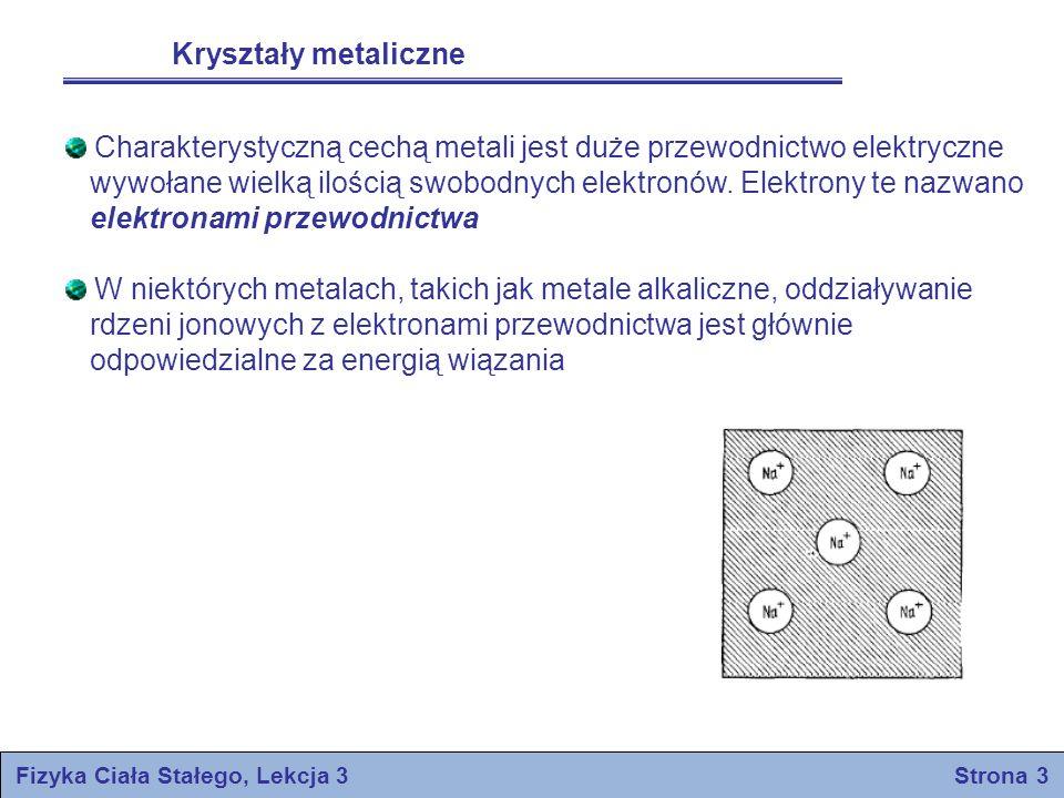 Fizyka Ciała Stałego, Lekcja 3 Strona 3