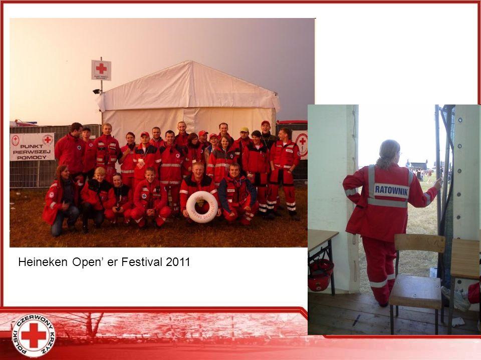 Heineken Open' er Festival 2011