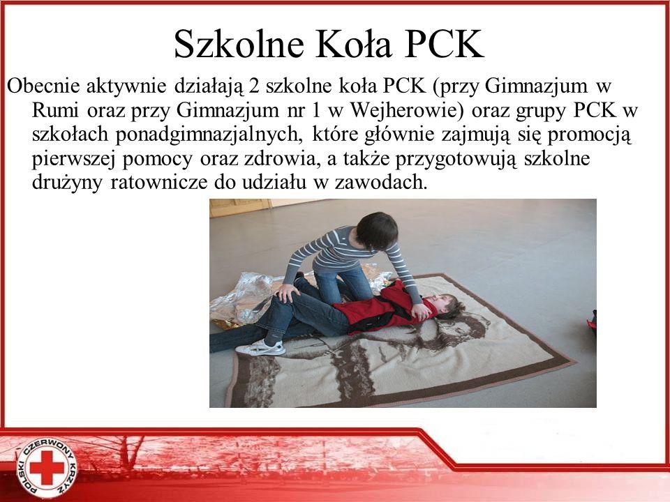 Szkolne Koła PCK