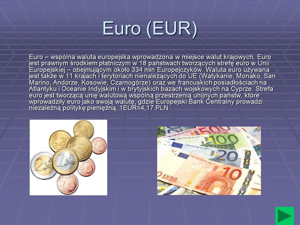 Euro (EUR)