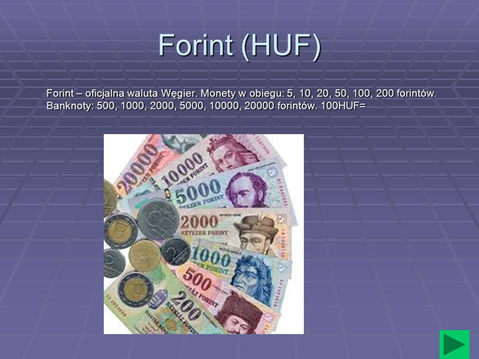 Forint (HUF)