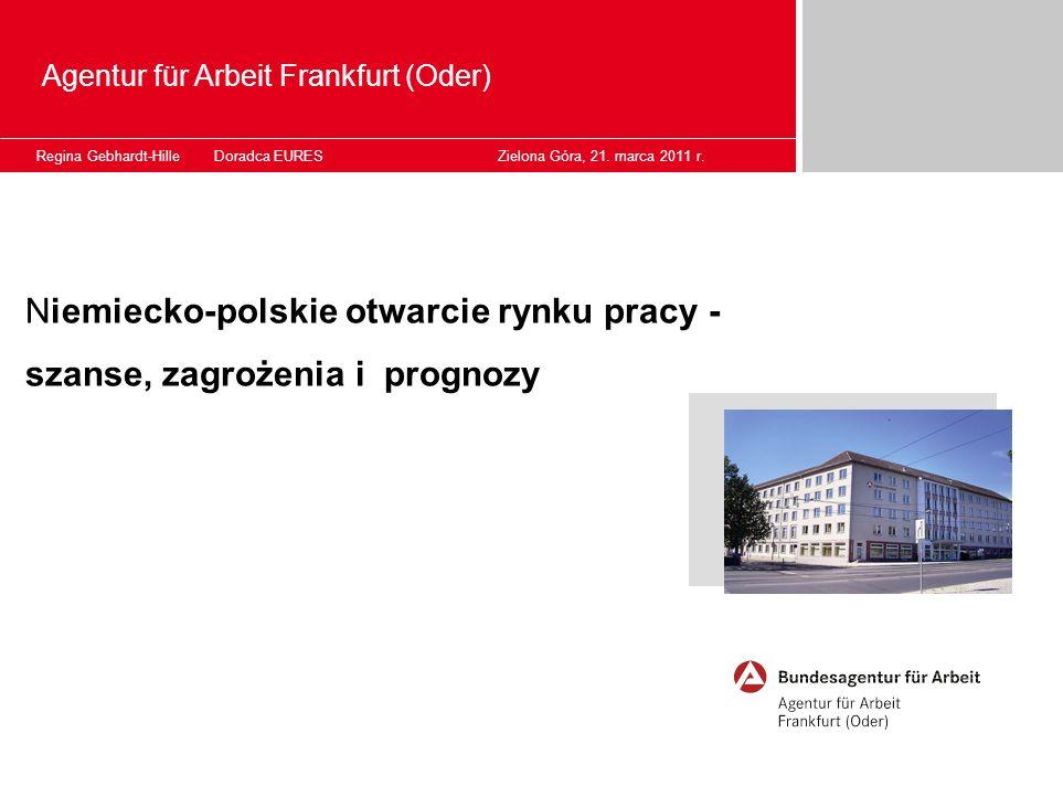 Niemiecko-polskie otwarcie rynku pracy -