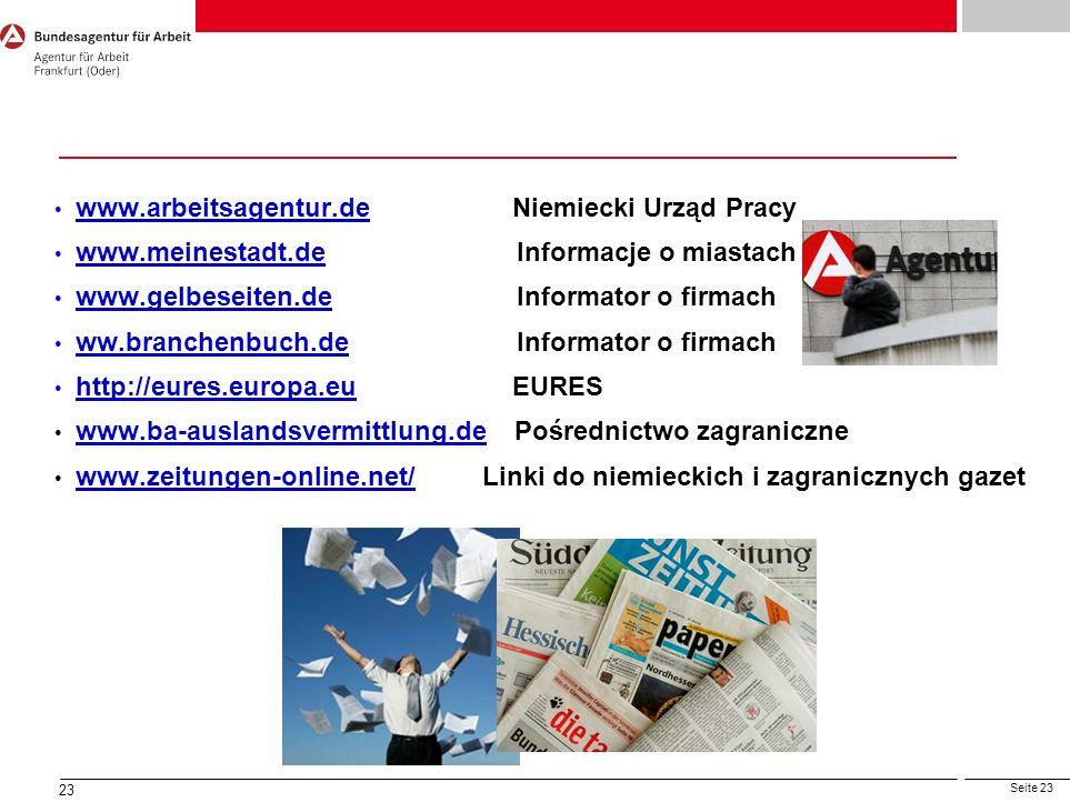 Jak szukać pracy w Niemczech