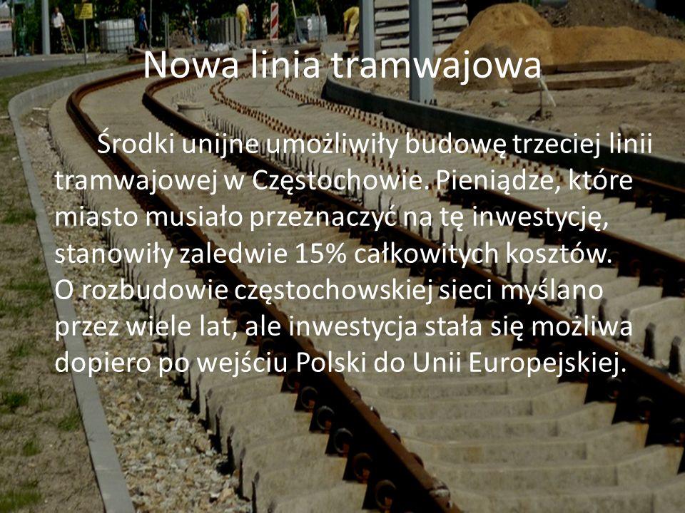 Nowa linia tramwajowa