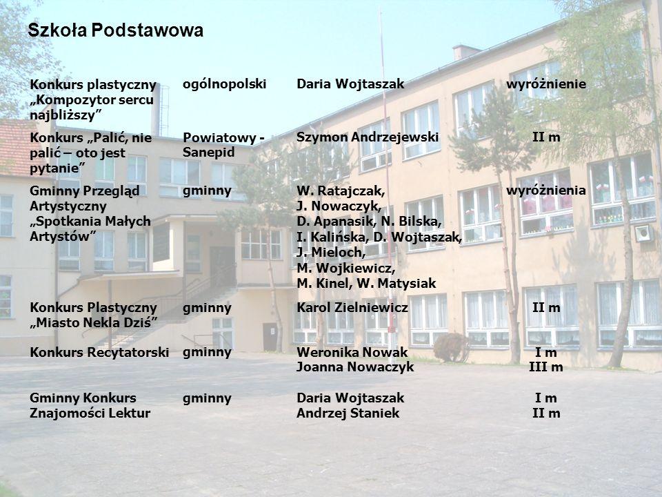 """Szkoła Podstawowa Konkurs plastyczny """"Kompozytor sercu najbliższy"""