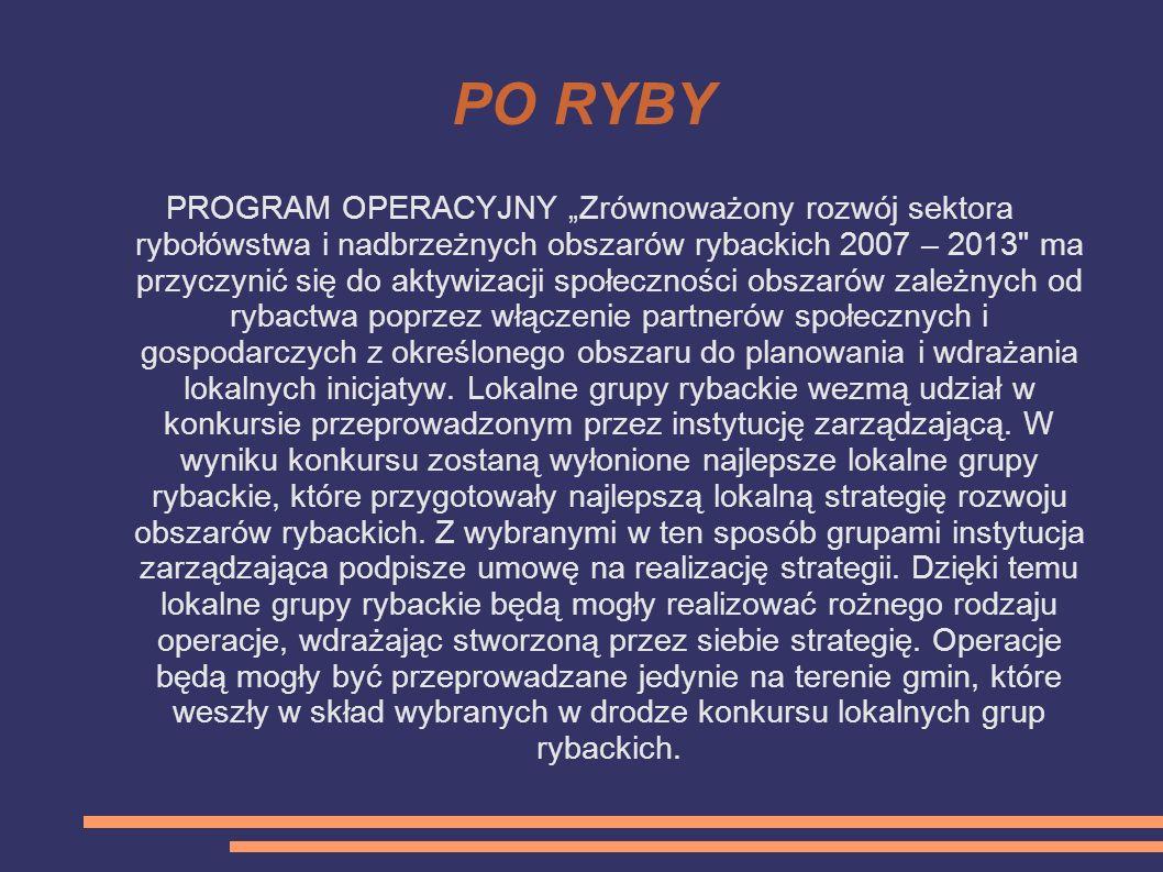 PO RYBY