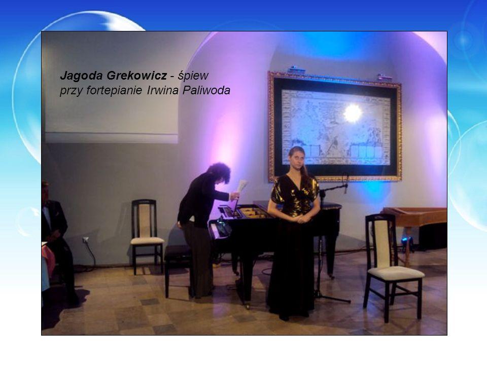 Jagoda Grekowicz - śpiew