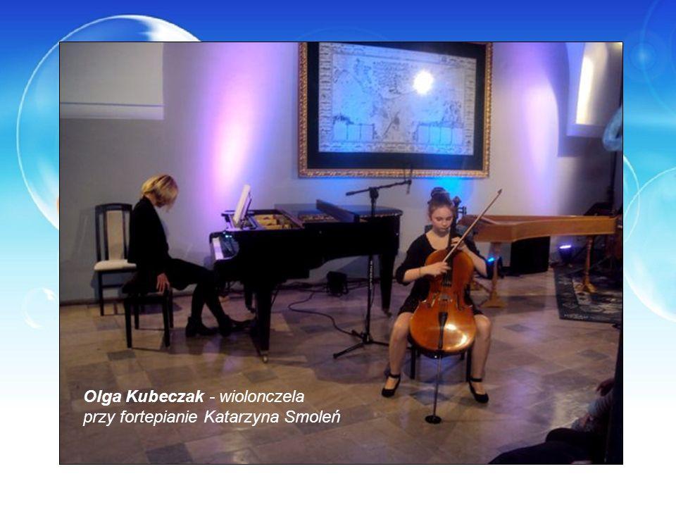 Olga Kubeczak - wiolonczela