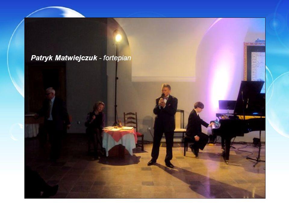Patryk Matwiejczuk - fortepian