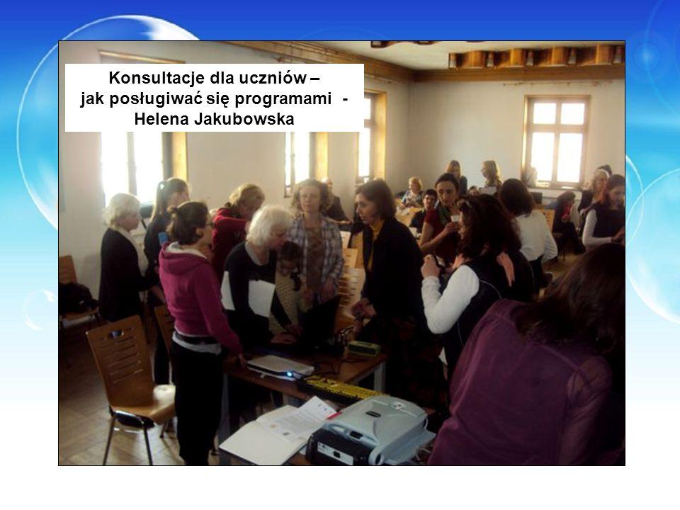 Konsultacje dla uczniów –