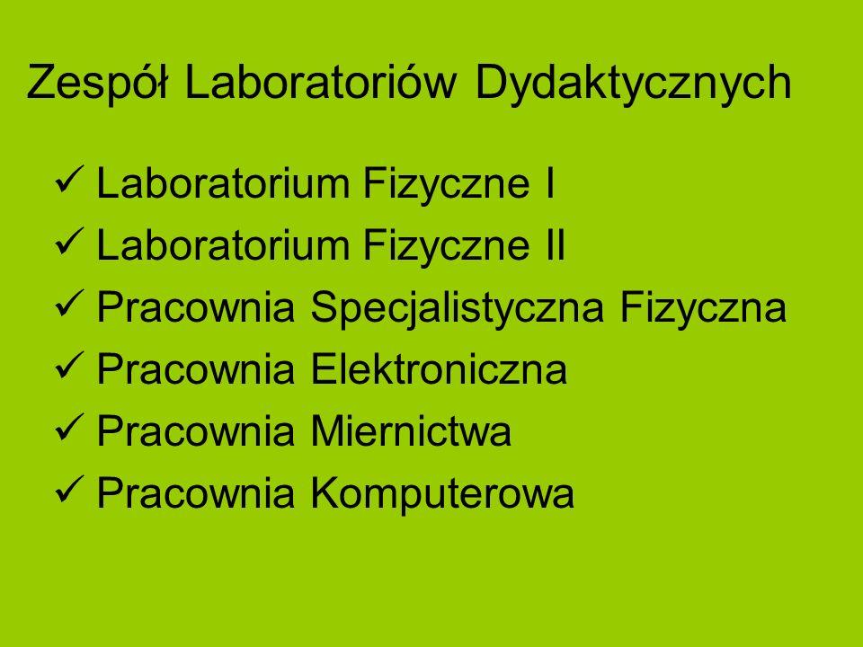 Zespół Laboratoriów Dydaktycznych