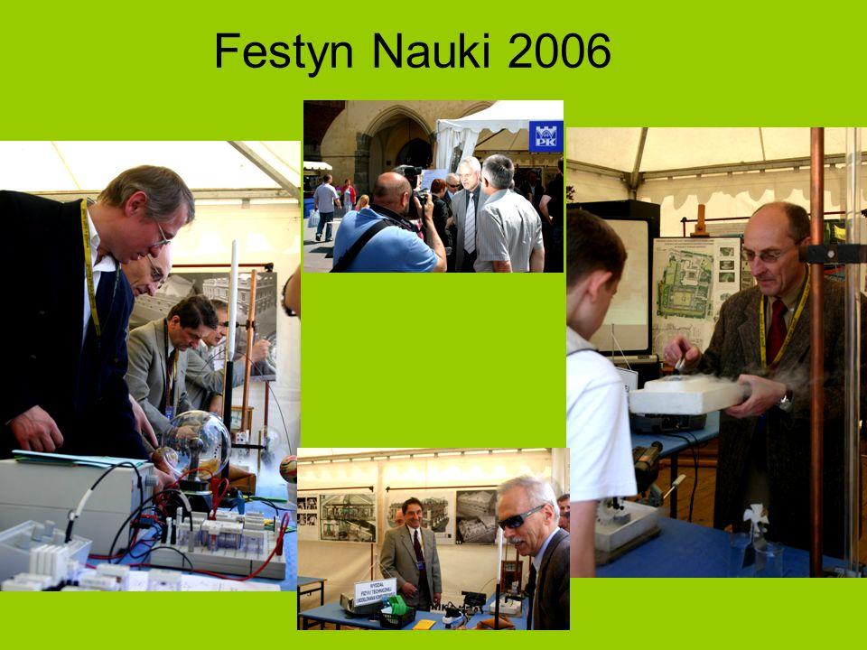 Festyn Nauki 2006