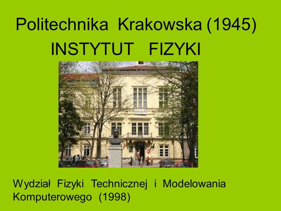 Politechnika Krakowska (1945)
