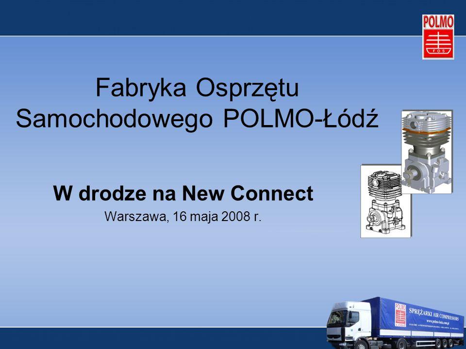 Fabryka Osprzętu Samochodowego POLMO-Łódź