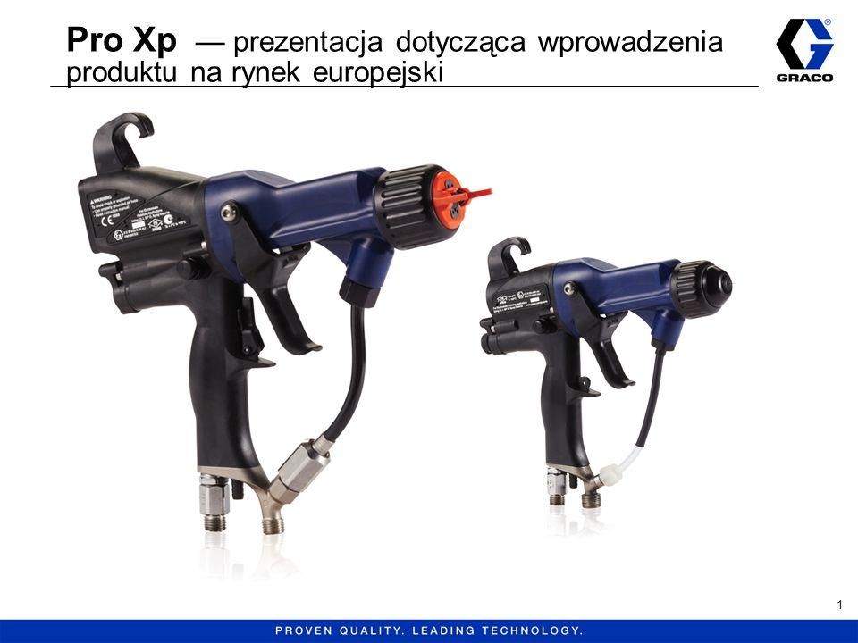 Pro Xp — prezentacja dotycząca wprowadzenia produktu na rynek europejski